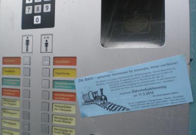 Giessen - Automat